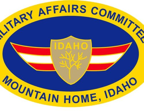 Mountain Home Air Force Base Water Project Update; letters of support requested