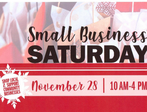 Chamber of Commerce hosts Small Business Saturday Event