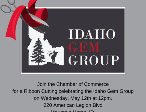 Celebrating the Idaho Gem Group, May 12th